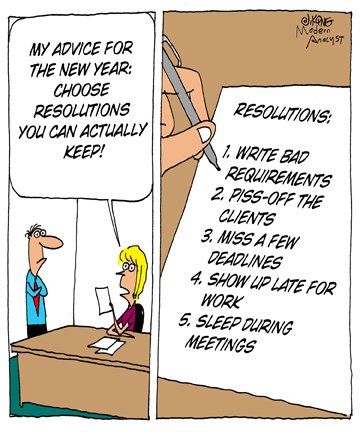 Keeping those New Year\'s Resolutions « Radio Freethinker