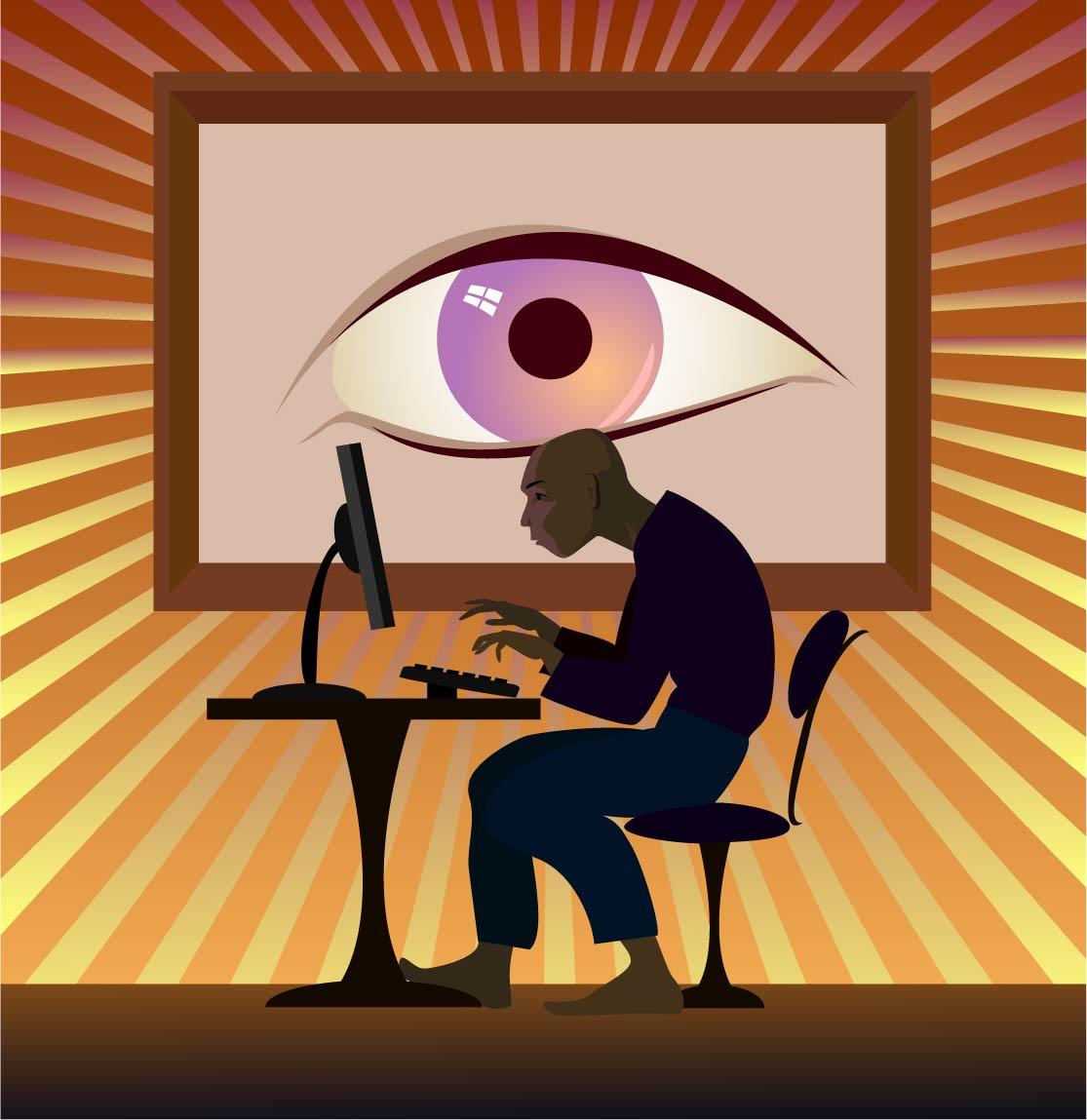 This week Internet Surveillance, anthropomorphic extinction down-under, ...