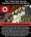 Some of the crazy anti-vax propaganda
