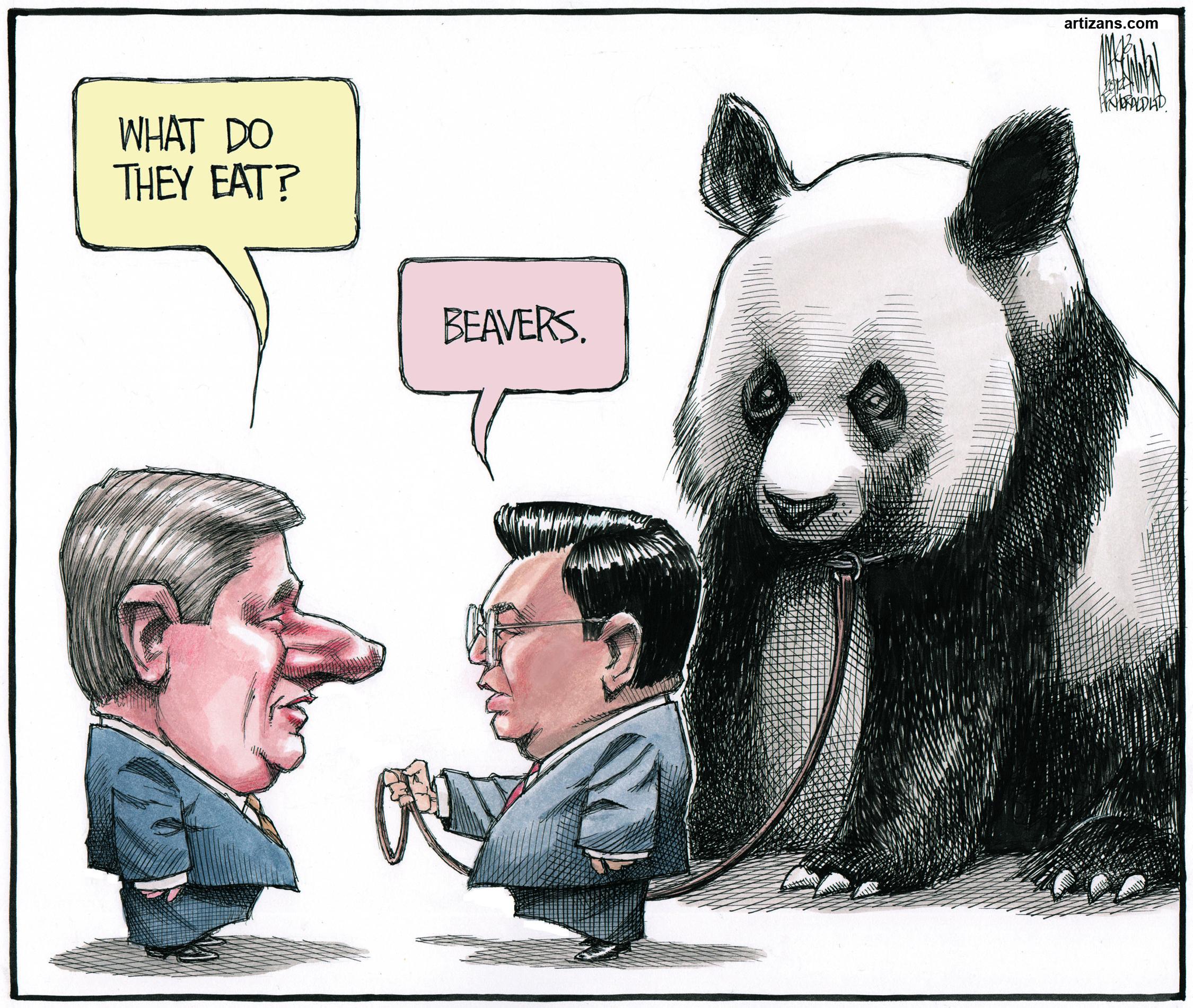 Cartoon-Panda-Pornos