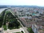 Juche Tower View - Pyongyang