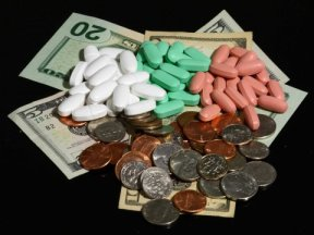 pills-vitamins-money
