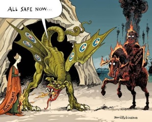 Fair Elections Dragon